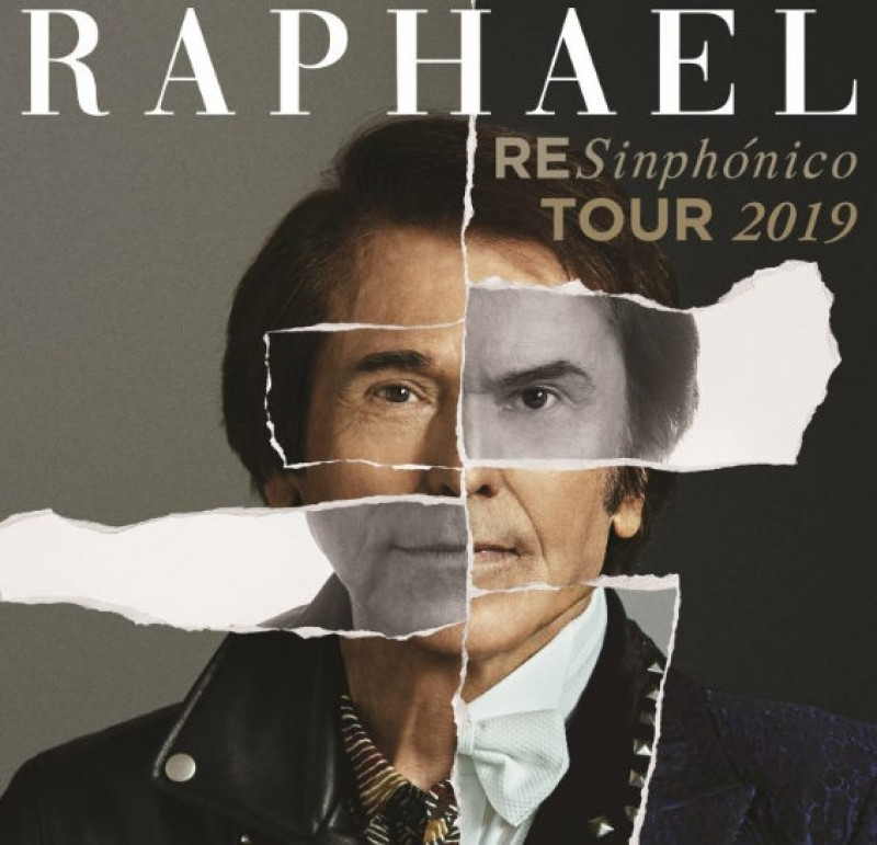 <span style='color:#780948'>ARCHIVED</span> - 27th September, Raphael live in concert in Murcia