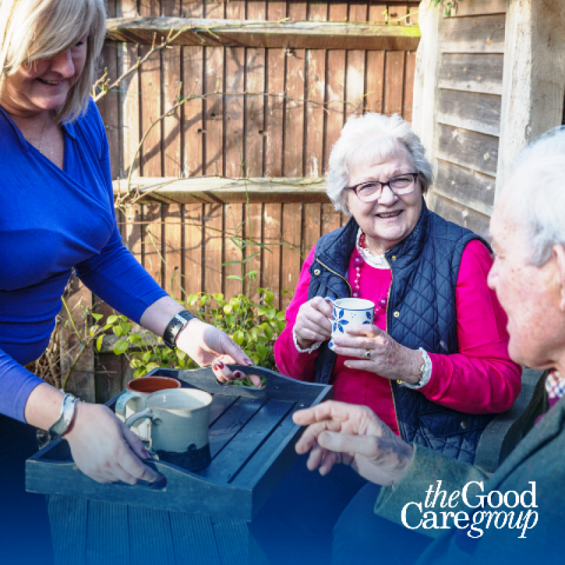 Enjoy the best of both worlds, live in Spain and work in the UK as a top quality live-in carer with The Good Care Group