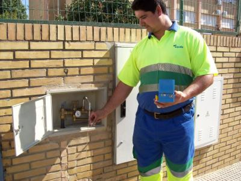 Mazarrón water company introduce automatic notification of breakages and repairs