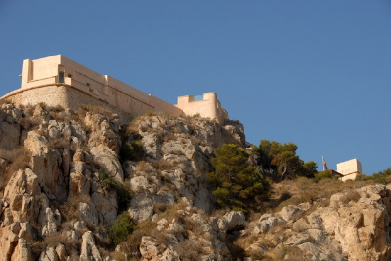 <span style='color:#780948'>ARCHIVED</span> - Sunday 6th October FREE guided theatrical tour of Águilas
