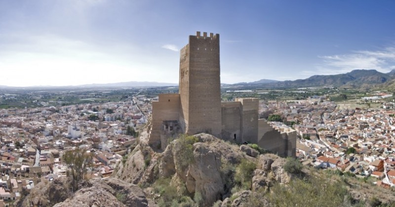 <span style='color:#780948'>ARCHIVED</span> -  Sunday 22nd September: Guided tour of Alhama de Murcia castle (Spanish)