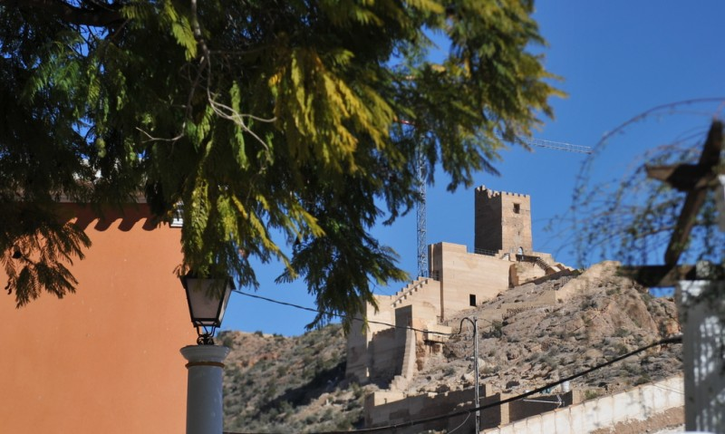 Sunday 6th October ENGLISH language castle tour in Alhama de Murcia