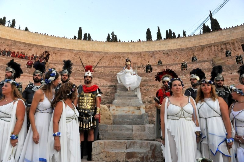 Saturday 29th September ENGLISH LANGUAGE Romans and Carthaginians tour in Cartagena