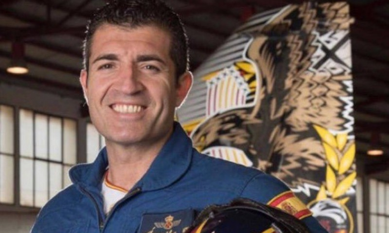 <span style='color:#780948'>ARCHIVED</span> - Francisco Marín, the stunt pilot who lost his life when crashing close to La Manga on Monday
