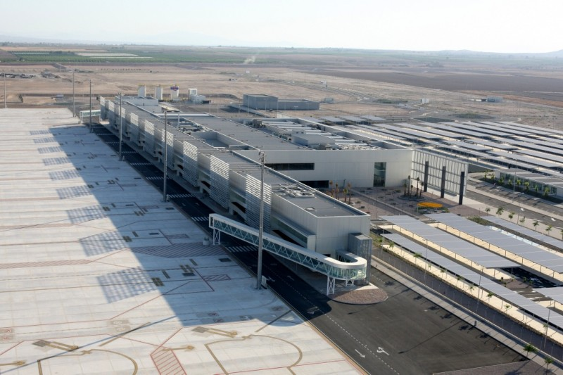 <span style='color:#780948'>ARCHIVED</span> - Contract for first phase of Murcia-Alicante Airport rail link put out to tender