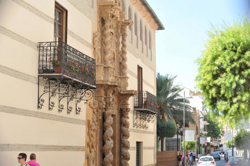 Thursday 10th October  ENGLISH LANGUAGE FREE GUIDED TOUR of monumental Lorca