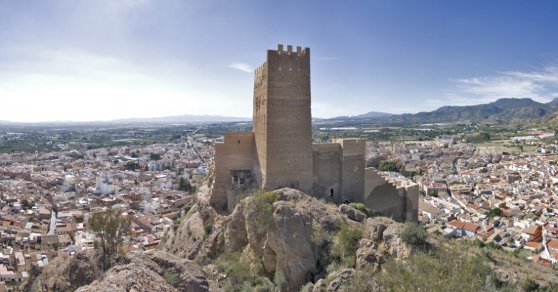 Sunday December 22nd: Guided tour of Alhama de Murcia castle (Spanish)