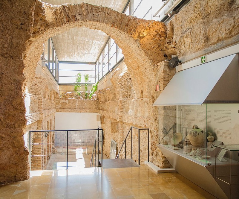 <span style='color:#780948'>ARCHIVED</span> - Saturday 2nd November Alhama de Murcia: Free guided tour of the Los Baños thermal baths and archaeological museum