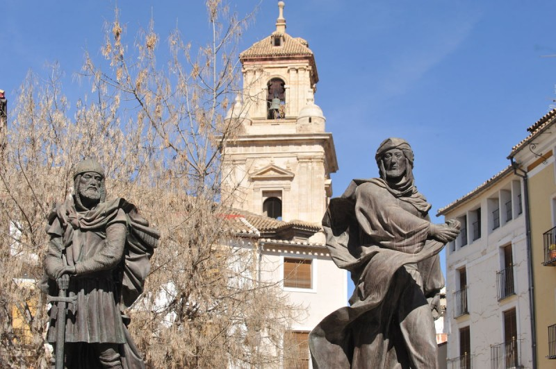 <span style='color:#780948'>ARCHIVED</span> - 15th September 2019 FREE guided tour of historical Caravaca de la Cruz