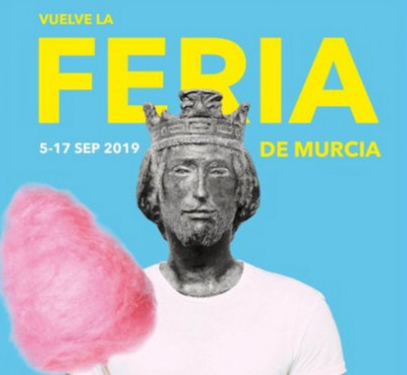 <span style='color:#780948'>ARCHIVED</span> - 5th to 11th September, the first week of the 2019 Feria and Fiestas in the city of Murcia