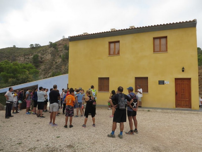 <span style='color:#780948'>ARCHIVED</span> - 15th December Abanilla: Free guided visit to grain mill and source of the River Chícamo