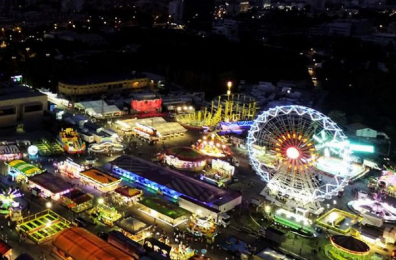 <span style='color:#780948'>ARCHIVED</span> - 11th to 17th September, the second week of the Feria and Fiestas in the city of Murcia