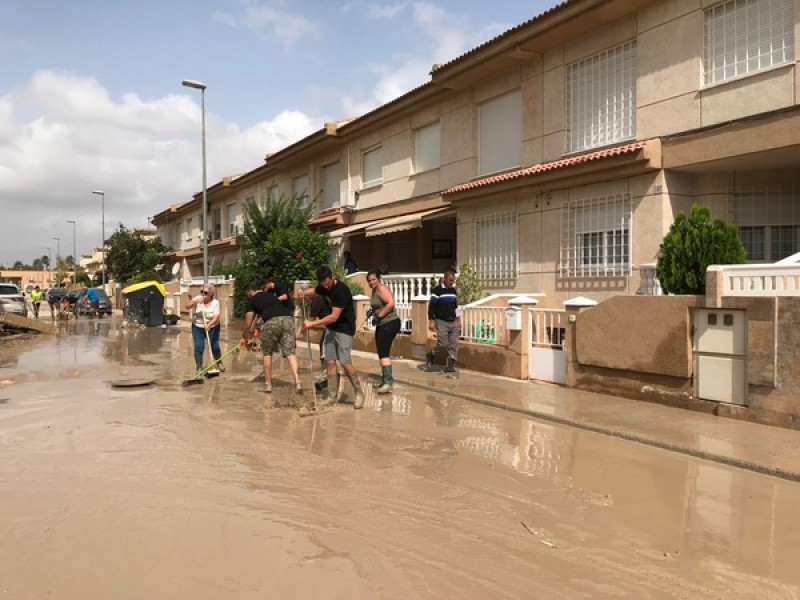 <span style='color:#780948'>ARCHIVED</span> - Flooding disaster in Torre Pacheco, Los Alcázares, Los Nietos and San Javier: how to help