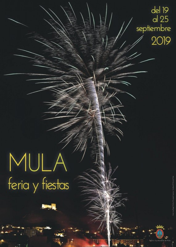 13th to 25th September Feria and Fiestas in Mula
