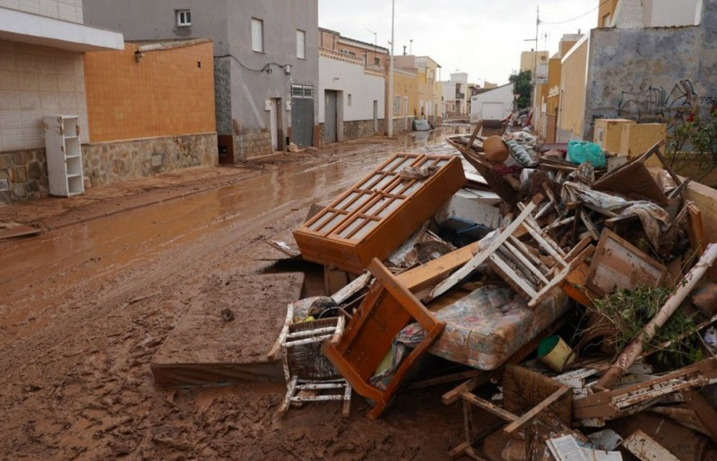 <span style='color:#780948'>ARCHIVED</span> - Making insurance claims after the disastrous flooding in Murcia