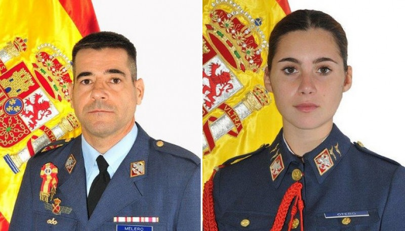 <span style='color:#780948'>ARCHIVED</span> - Trainee and instructor pilots die in Mar Menor air force jet crash