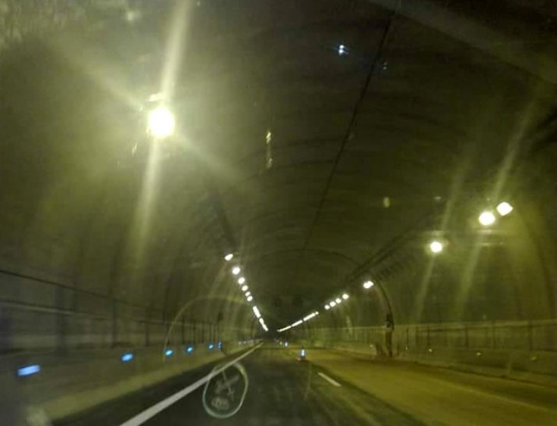 <span style='color:#780948'>ARCHIVED</span> - AP-7 motorway tunnel between San Pedro del Pinatar and Pilar de la Horadada fully reopened