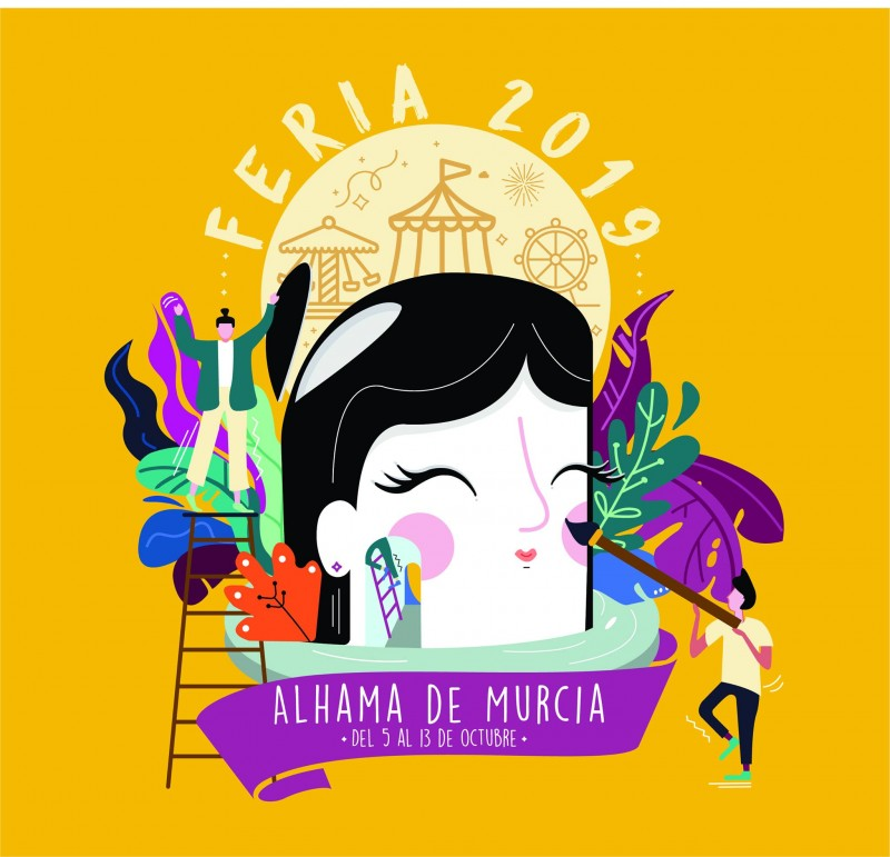 <span style='color:#780948'>ARCHIVED</span> - 1st to 13th October Alhama de Murcia Feria