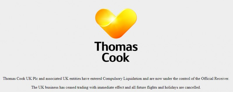 <span style='color:#780948'>ARCHIVED</span> - Thomas Cook owes Spanish tourism businesses 200 million euros