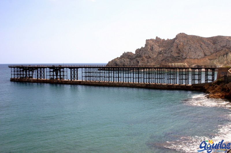 <span style='color:#780948'>ARCHIVED</span> - Saturday 16th November Águilas: FREE ENGLISH language guided route of the railways tour
