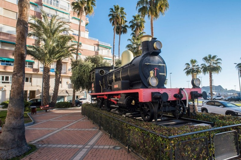 Sunday 24th November FREE guided route of the railways tour in Águilas (Spanish language)