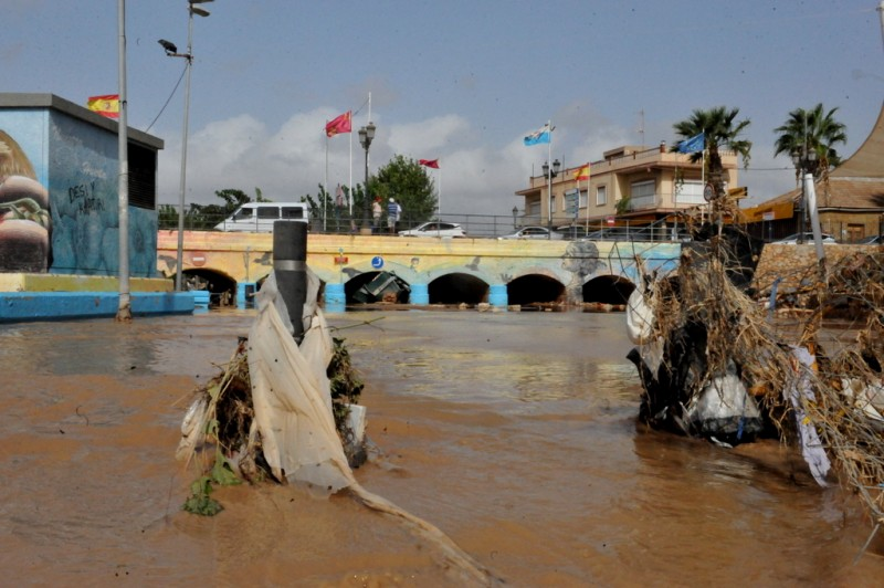 <span style='color:#780948'>ARCHIVED</span> - Murcia government estimates gota fría flood damage at over 400 million euros