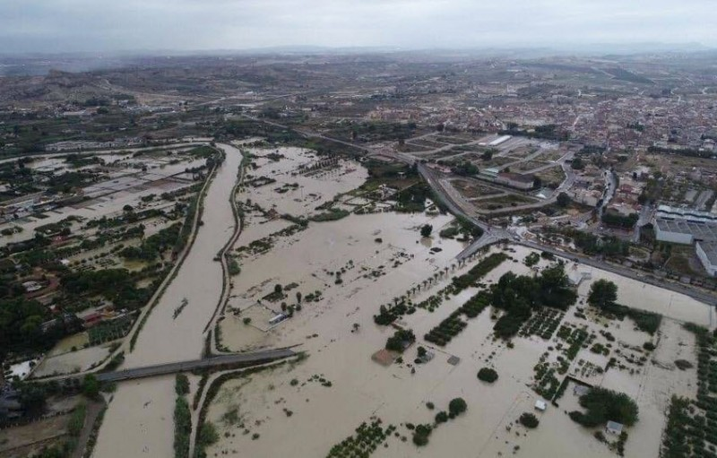 <span style='color:#780948'>ARCHIVED</span> - Murcia government convenes panel of experts to analyse possible flood prevention measures