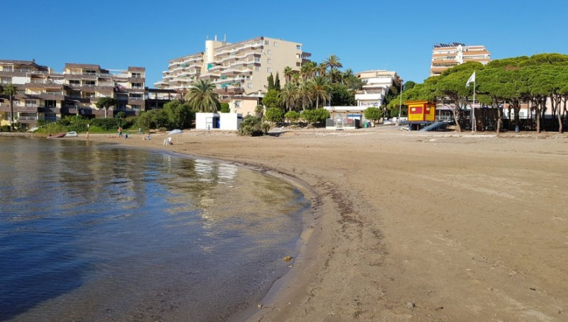 <span style='color:#780948'>ARCHIVED</span> - Mar Menor beach recovery work in Cartagena enters its final phase