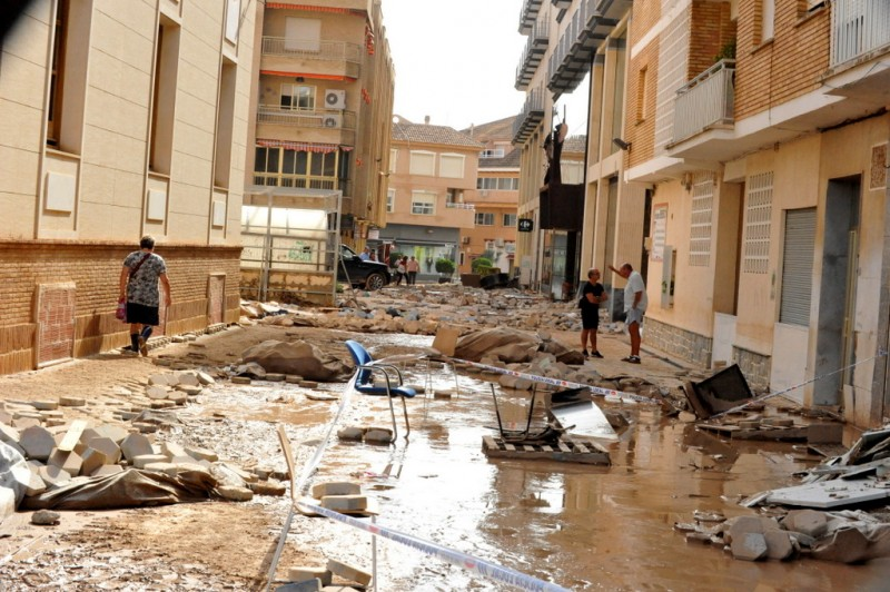 <span style='color:#780948'>ARCHIVED</span> - Authorities consider expropriating Los Alcázares properties to restore original floodwater channel