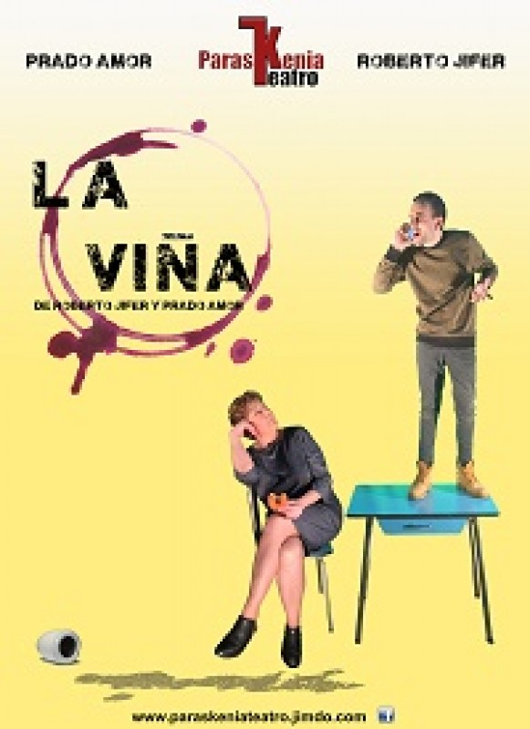 Saturday 26th October Theatre in Águilas La Viña
