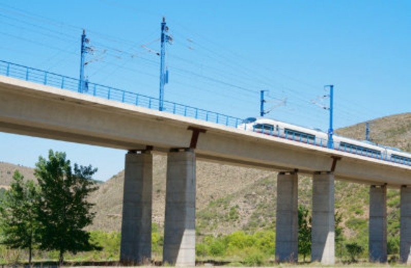 Contract awarded to build Lorca-Totana high-speed rail line at a cost of 4,440 euros per metre