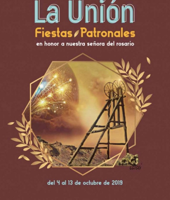 <span style='color:#780948'>ARCHIVED</span> - 4th to 13th October, annual fiestas in La Unión