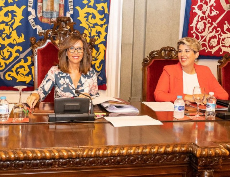Cartagena Mayoress and colleagues expelled from the PSOE party