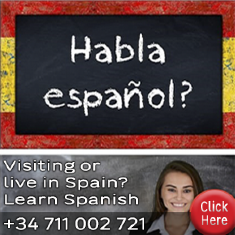 Learn Spanish.  Private classes with Nick Vince in Los Alcázares, Mar Menor, Murcia