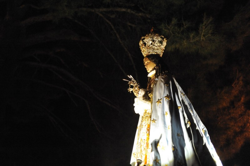 <span style='color:#780948'>ARCHIVED</span> - 7th December Free guided visit: Yecla on the day of the bajada of the Virgen de la Purísima