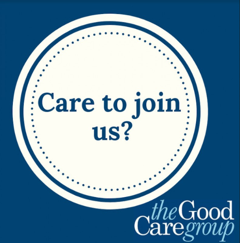The Good Care Group 21st November recruiting professional live-in carers in Jávea