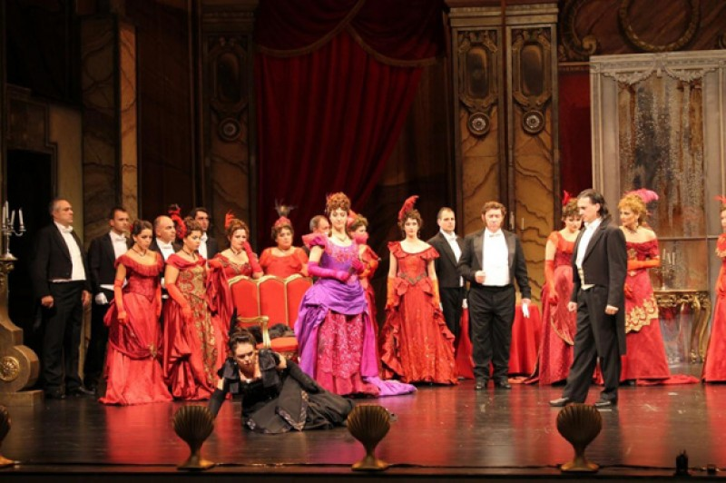<span style='color:#780948'>ARCHIVED</span> - 19th November coach trip from Mazarrón to see la Traviata in Lorca