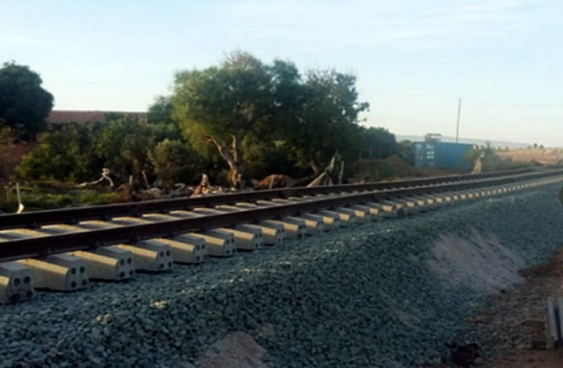 <span style='color:#780948'>ARCHIVED</span> - Murcia-Cartagena rail services resume after flood damage on Wednesday