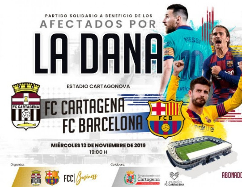 <span style='color:#780948'>ARCHIVED</span> - Tickets selling fast for FC-Cartagena vs FC Barcelona
