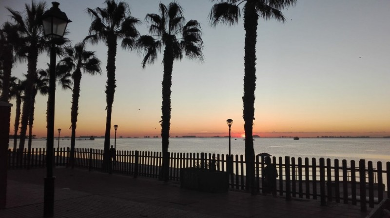 <span style='color:#780948'>ARCHIVED</span> - Autumn morning chill sees temperatures fall to 4 degrees in the north of Murcia