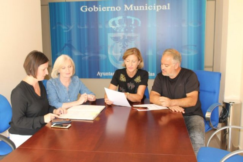 Águilas Town Hall initiates project to create pet cemetery