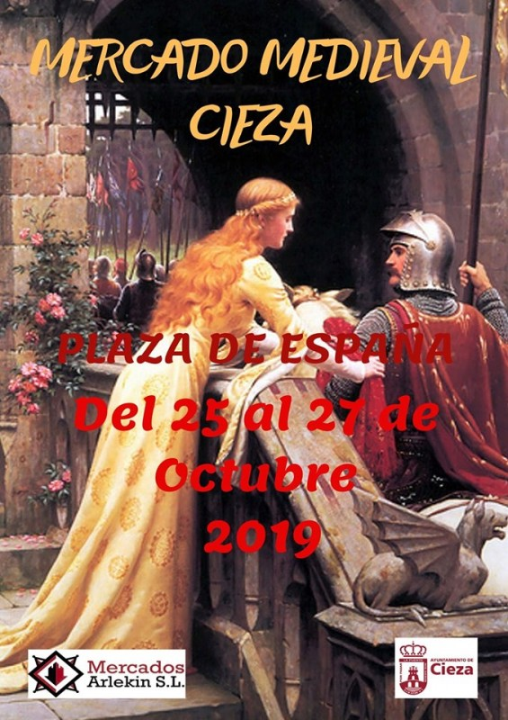 25th to 27th October Cieza Mediaeval Market