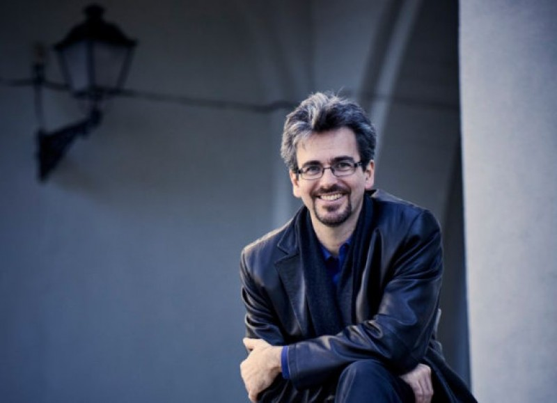 <span style='color:#780948'>ARCHIVED</span> - 23rd October, Daniel del Pino plays Beethoven piano sonatas at the Auditorio Víctor Villegas in Murcia