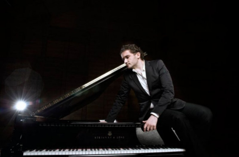 18th February 2020 Eduardo Fernández plays Beethoven piano sonatas at the Auditorio Víctor Villegas in Murcia