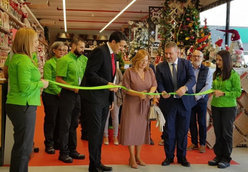 <span style='color:#780948'>ARCHIVED</span> - Leroy Merlin opens new store in San Pedro del Pinatar