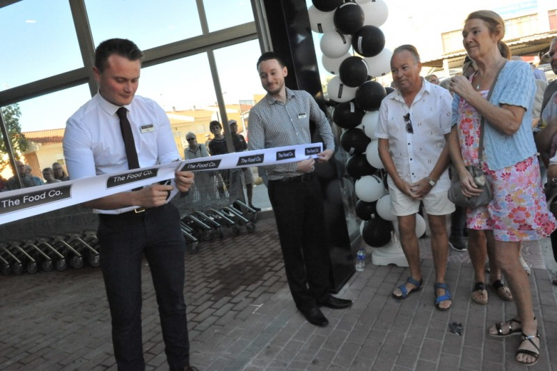 The Food Co.opens in Puerto de Mazarrón as Tesco products reach the Region of Murcia