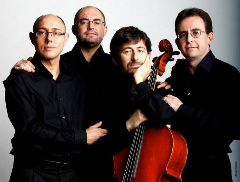 Monday 23rd December The Saravasti Quartet Christmas concert Murcia Auditorium