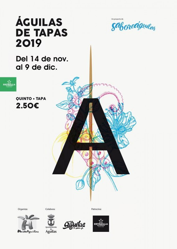 <span style='color:#780948'>ARCHIVED</span> - What's on in Águilas November 2019