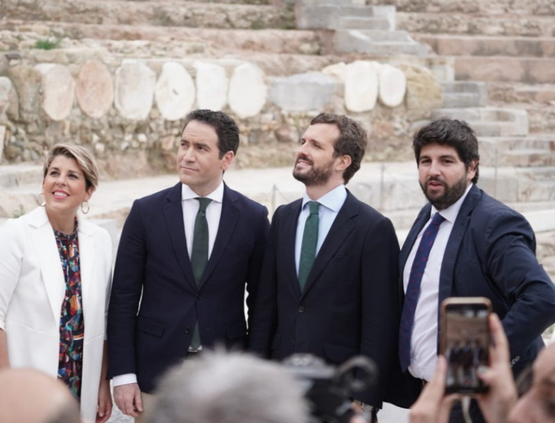 <span style='color:#780948'>ARCHIVED</span> - Politicians commit to saving the Mar Menor as campaigning ends for the general election�