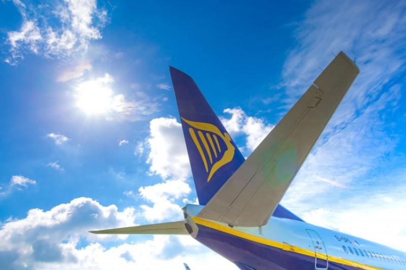 Ryanair reduces Corvera-Mallorca flights for summer 2020